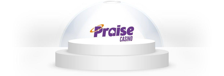 Kaksintaistelun voittaja on Praise Casino