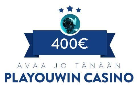 Playouwin Casino bonus