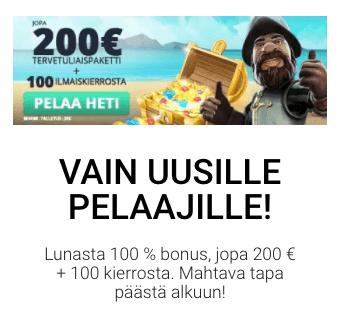 Slotanza Casino bonus
