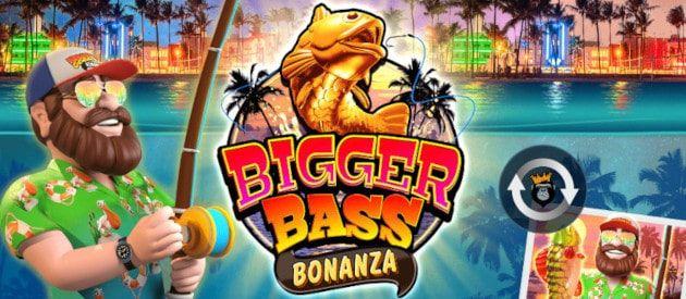 Pragmatic Play: Bigger Bass Bonanza slot