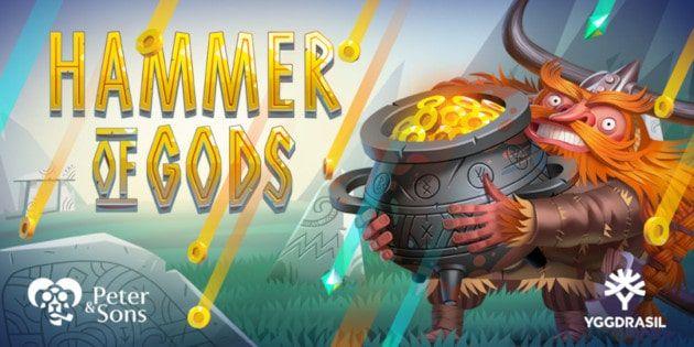 Yggdrasil/Peter & Sons: Hammer of God slot