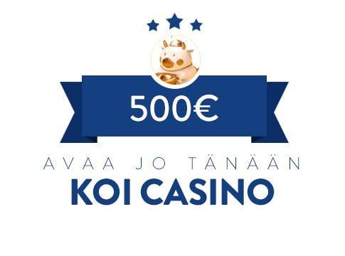 Koi Casino bonus