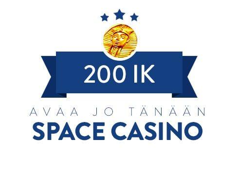 Space Casino bonus