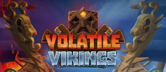 Relax Gaming: Volatile Vikings slot